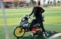 """Nữ biker Việt đọ dáng bên """"xế nổ"""" Yamaha X1R"""