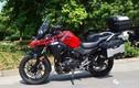 Cận cảnh môtô Suzuki V-Strom 250 giá chỉ từ 99 triệu