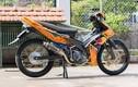 """Yamaha Exciter 135 độ """"nội công khủng"""" phong cách KTM"""