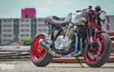 """Môtô Yamaha XJR1300 """"lột xác"""" cafe racer siêu chất"""