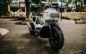 """Xe Honda Zoomer 50 """"bánh bèo"""" chất chơi tại Hà Nội"""