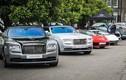 Xem bữa tiệc siêu xe của giới nhà giàu Anh quốc