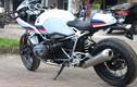 Cận cảnh môtô BMW R nine T Racer đầu tiên tại VN