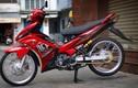 """Yamaha Exciter 135 độ kiểng """"long lanh"""" của biker Việt"""