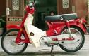 """Cận cảnh xe máy Honda DD đỏ """"siêu zin"""" tại Sài Gòn"""