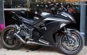 """Môtô Kawasaki Ninja 300 độ """"chân dài"""" Yamaha R6 tại Hà Nội"""