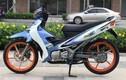 """""""Soi"""" xe máy Yamaha Z125 độ 200 trăm triệu tại SG"""