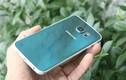 Loạt ảnh Samsung S6 Edge xanh ngọc lục bảo tại Việt Nam
