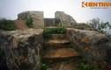 Tận mục pháo đài cổ hoang phế trên đỉnh núi Hà Giang
