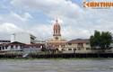 Nhà thờ kiểu Bồ Đào Nha cực nổi tiếng của Bangkok