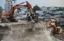 Gấp rút tháo dỡ cầu trăm tuổi ở Sài Gòn