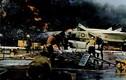 Ảnh khủng khiếp về thảm họa tàu sân bay Mỹ ở Việt Nam