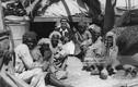 Những hình ảnh lịch sử để đời về đất nước Qatar