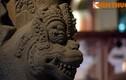 Bộ sưu tập điêu khắc Chăm tuyệt mỹ giữa lòng Hà Nội