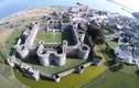 Kiến trúc hình học hoàn hảo khó tin của lâu đài cổ Beaumaris