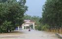 Cảnh báo mưa lũ lịch sử ở miền Trung
