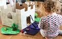 Tự làm đồ chơi để bé phát triển kỹ năng xã hội