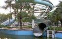 Ảnh: Công viên nước bỏ hoang nhiều năm giữa lòng Hà Nội