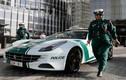 """Dàn siêu xe """"hàng khủng"""" của cảnh sát xứ siêu giàu Dubai"""