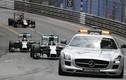 """Giải đua F1 đang thử nghiệm công nghệ xe an toàn """"ảo"""""""