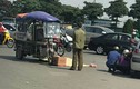 Hà Nội: Chồng lái xe phanh gấp, vợ chết thảm