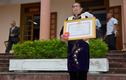 Liên hiệp các Hội KH&KTVN thăm Bà mẹ Việt Nam Anh Hùng