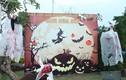 Lễ hội Halloween kỳ bí tại Vinhomes Riverside