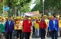 Number 1 đi bộ đồng hành ủng hộ thể thao Việt Nam