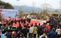 Du khách đổ xô tham dự Lễ hội khèn, hoa tại Fansipan Legend