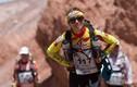 Number 1 bố trí hàng chục trạm tiếp nước giải nhiệt cho các Ironman