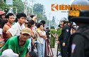 Đang thực nghiệm hiện trường vụ thảm sát ở Bình Phước