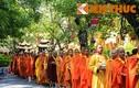1000 tăng ni tham gia đại lễ Vu Lan, Cúng dường Bát Hội