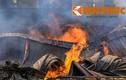 Bình Dương: Nổ lớn, cháy kinh hoàng ở công ty gỗ TQ