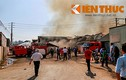 Bình Dương: Ba công ty gỗ gần nhau bất ngờ bốc cháy