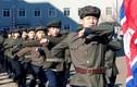 Chùm ảnh: Quân đội Triều Tiên sẵn sàng chiến đấu