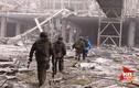 Ly khai Ukraine dùng vũ khí hóa học ở sân bay Donetsk?