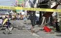 Hiện trường vụ đánh bom xe kinh hoàng ở Philippines