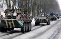 Quân đội Ukraine tấn công vào hai thị trấn ly khai