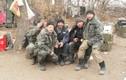 Tận mục cuộc sống chiến trận của lính Ukraine