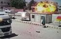 Video: Phiến quân IS đánh bom dữ dội ở thị trấn Kobane