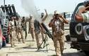 Lực lượng Iraq tấn công ồ ạt phiến quân IS ở Anbar