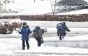 Mùa đông ở đất nước Triều Tiên qua ảnh