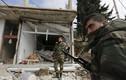 Ảnh binh sỹ quân đội Syria trên vùng đất mới giải phóng
