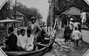 Chùm ảnh lũ lụt ở Trung Quốc trong lịch sử