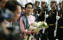 Cuộc đời bà Aung San Suu Kyi qua ảnh