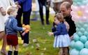 Ngắm hoàng tử, công chúa nhí Anh qua ảnh Reuters