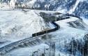 Lịch sử tuyến đường sắt Xuyên Siberia 100 năm qua ảnh