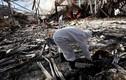 Hiện trường vụ ném bom đám tang dã man ở Yemen