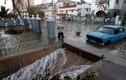 Chùm ảnh đường phố La Habana cũng biến thành sông