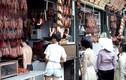 Cảnh buôn bán nhộn nhịp ở Sài Gòn xưa hồi 1960